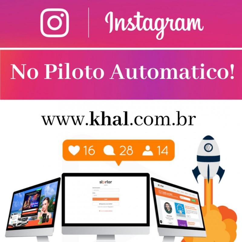 Instagram Automatico