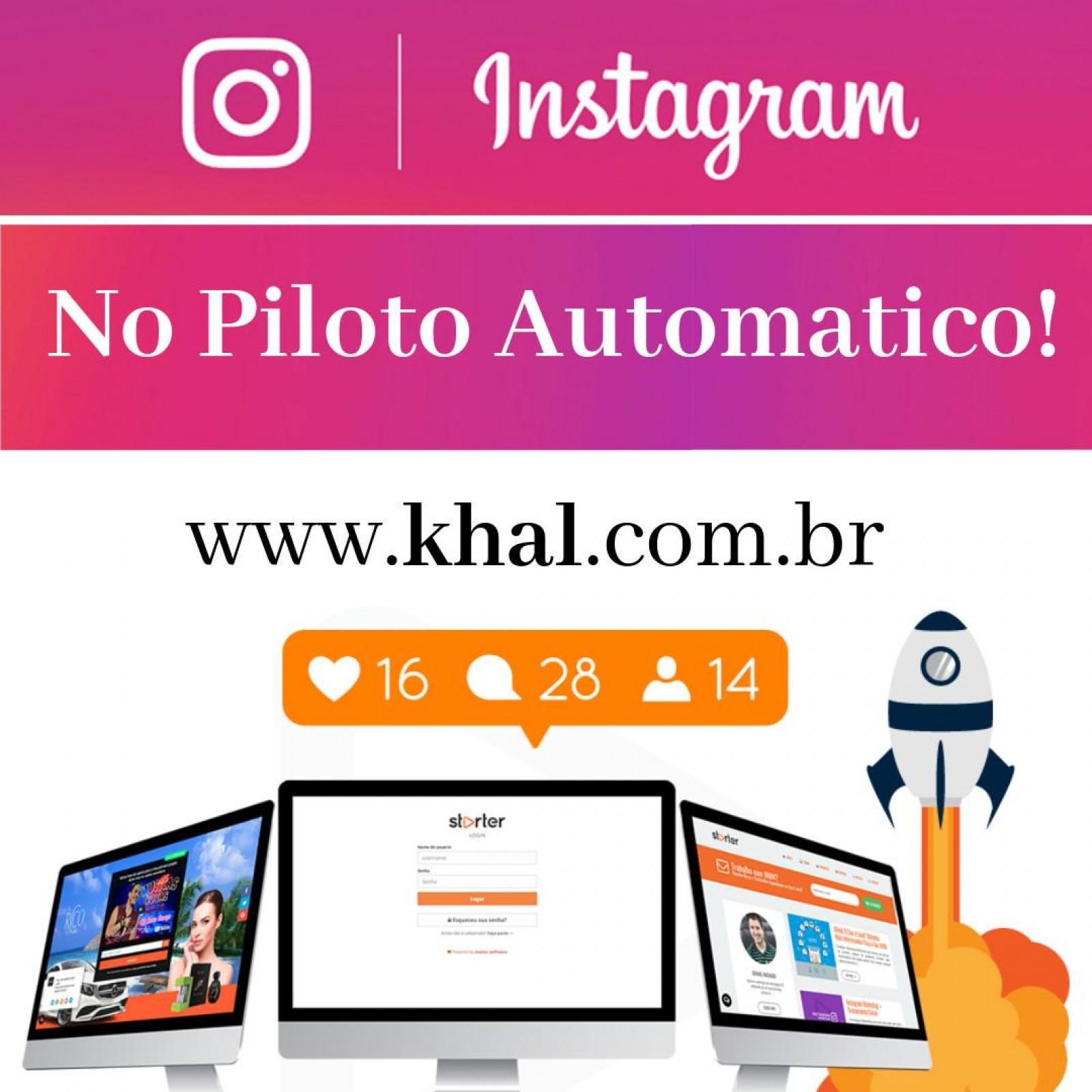 Treinamento Instagram